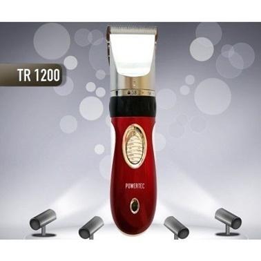 Powertec Tr-1200 Traş Makinesi Renkli